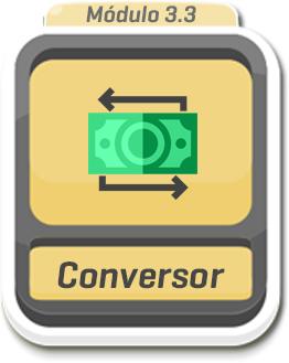 Modulo 3.3 Conversor