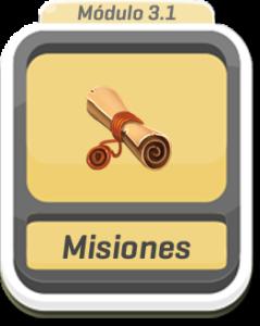 Modulo 31 Misiones
